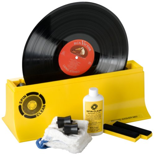 STARTER KIT RECORD WASHER SYSTEM