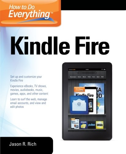 How to Do Everything Kindle Fire (Amazon Fire Tv Troubleshooting compare prices)