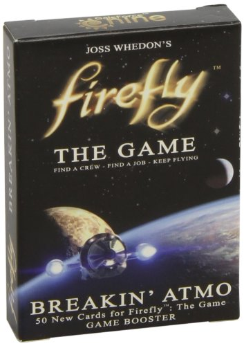 Firefly Breakin' Atmo Board Game