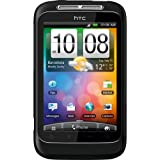 HTC Wildfire S Black on Orange Pay As You Go with £10 airtime credit
