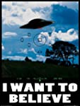 1art1 70546 UFOs - I Want To Believe,...