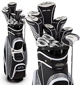 Adams Lady Idea A12 OS Premium Complete Set - Links LH