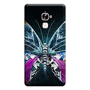 Ebby Premium Printed Mobile Back Case Cover With Full protection For LeEco Letv Le 2 (Designer Case)
