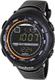 Suunto Vector Wrist-Top Computer Watch with Altimeter, Barometer, Compass, and Thermometer (xBlack)