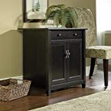 Stationery&Grocery Online Shop Ranking 17. Sauder Edge Water Utility Cart/Stand in Estate Black