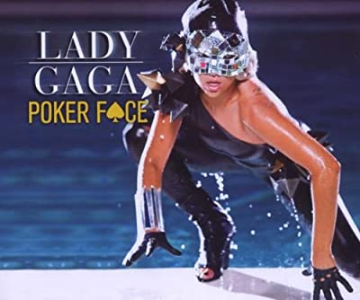 Lady Gaga - Poker Face - Streamline Records - 060252700356, Interscope Records - 060252700356, Konlive - 060252700356, Cherrytree Records - 060252700356