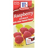 McCormick Raspberry with Other Natural Flavors, 1 oz