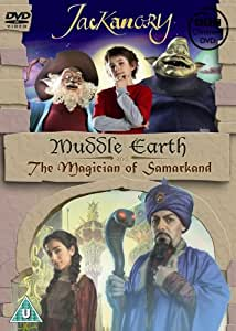 Jackanory: Muddle Earth/The Magician Of Samarkand [DVD]
