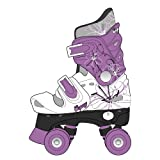 Osprey Girls Adjustable Quad Roller Skates Sizes 10-12