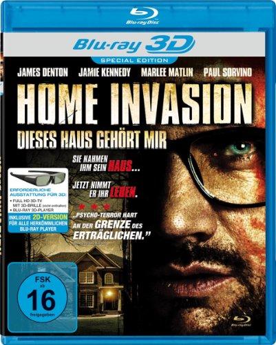 Home Invasion - Dieses Haus gehört mir [3D Blu-ray] [Special Edition]