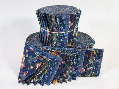 Quilting Fabric Jelly Roll 18 2.5