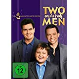 Two and a Half Men - Mein cooler Onkel Charlie - Staffel 4 4 DVDs