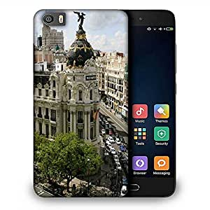 Snoogg City Traffic Designer Protective Phone Back Case Cover For Samsung Galaxy J1