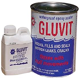 Travaco Gluvit Epoxy Waterproof Sealer