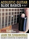 Acoustic Guitar Slide Basics Book/Downloadable Audio (String Letter Publishing) (Acoustic Guitar)