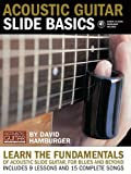 img - for Acoustic Guitar Slide Basics Book/Downloadable Audio (String Letter Publishing) (Acoustic Guitar) book / textbook / text book