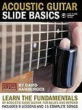 img - for Acoustic Guitar Slide Basics Book/Downloadable Audio (String Letter Publishing) (Acoustic Guitar) book / textbook / text book
