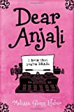 img - for Dear Anjali book / textbook / text book