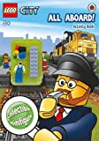 Acquista Lego City: All Aboard! Activity Book With Lego Minifigure