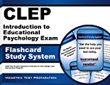 img - for CLEP Introduction to Educational Psychology Exam Flashcard Study System: CLEP Test Practice Questions & Review for the College Level Examination Program (Cards) book / textbook / text book
