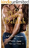 Hey There, Delilah... (A Taboo Love series Book 1)