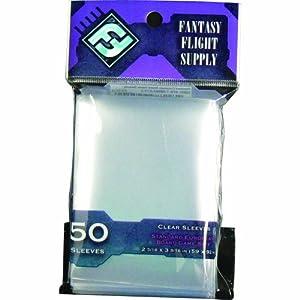 Standard European Board Game Sleeves (50)