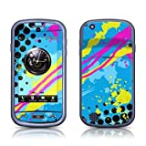 Acid Design Protective Skin Decal Sticker for Pantech Laser P9050 Cell Phone