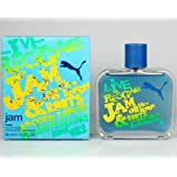 Puma Jam Eau de Toilette Spray for Men, 3 Ounce