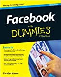 img - for Facebook For Dummies (For Dummies (Computer/Tech)) book / textbook / text book