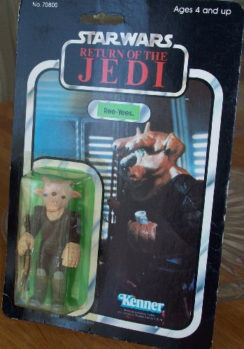 51tJ6KR5aGL Cheap Price STAR WARS RETURN OF THE JEDI REE YEES