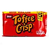 Nestle Toffee Crisps 5 pack 200g