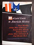 Harvard Guide to American History (0674375505) by Handlin, Oscar