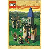 Lego Knights Kingdom Guarded Treasury, 101 Pieces, 6094