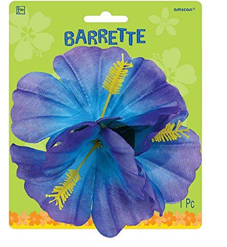 BARRETTE HAIR COOL HIBISCUS