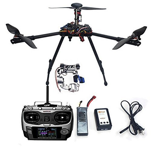 Z-Standby-Assembled-Full-RFT-Kit-HMF-Y600-Tricopter-3-Axle-Drone-Copter-with-APM28-GPS-Gimbal