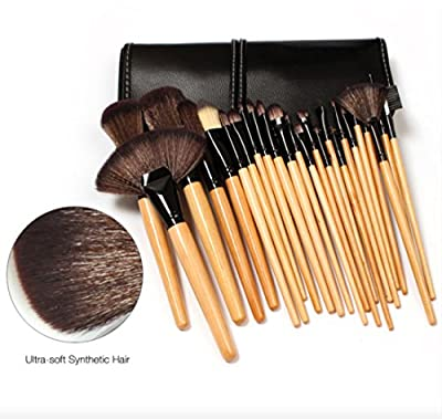 Best Cheap Deal for Makeup Brushes Professional Premium Makeup Brushes Set 24 pcs with Bag from Makeup Brush - Free 2 Day Shipping Available