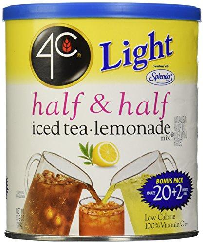 4C Iced Tea Mix, Light, 13.9 oz (4c Iced Tea Mix compare prices)