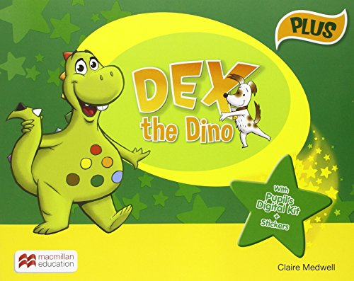 DEX THE DINO Pb Pack Plus