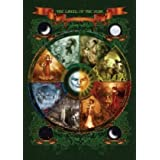 """Das keltische Jahreskreis-Poster.von """"Asenath Mason"""""""