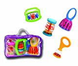 Toy - Halilit Baby Band in Vinyl Carry Bag Musical Instrument Gift Set