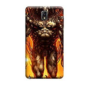 Ebby Premium Printed Back Case Cover With Full protection For Samsung Galaxy Note 3 (Designer Case)