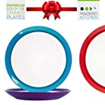 Primrose Colorful Dinner Plates by Ma...