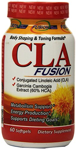 Fusion Diet Systems Cla Fusion Supplement, 60 Count
