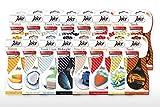 16 Pack (16pc) Air Freshener - Assorted Juice Naturals Paper - Zeeray