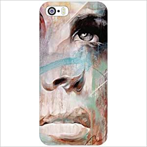 Back Cover For Apple iPhone 5S (Printland)