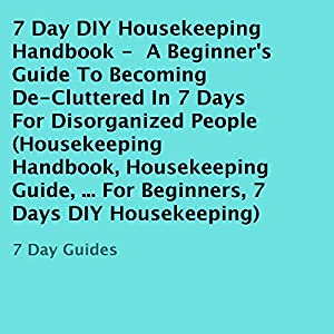 7 Day DIY Housekeeping Handbook Audiobook