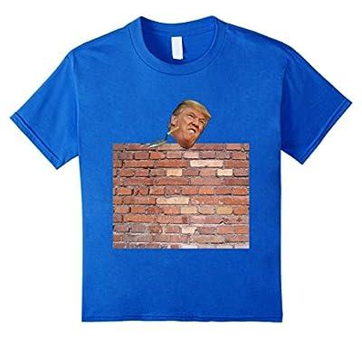 Donald Trump Funny T-Shirt Build Wall 2016 Campaign