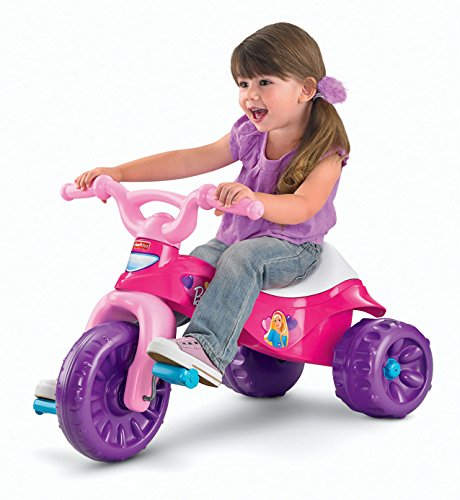 Fisher-Price Barbie Tough Trike (Girl Fisher Price Toys compare prices)