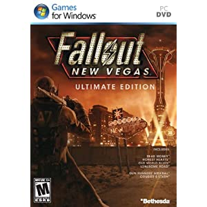 Fallout: New Vegas Ultimate Edition Video Game for Windows