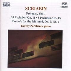 Preludes Vol 1